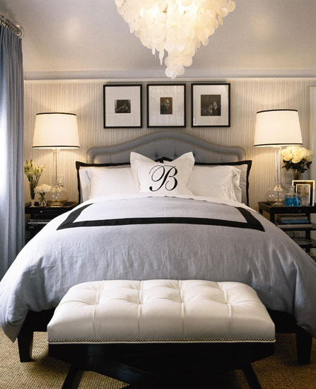 Hollywood Regency Bedroom Ideas