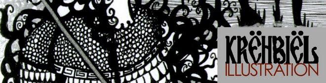 Krehbiel Design and Illustration [Sale Prints}
