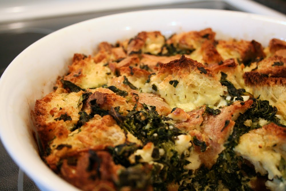 ... savory bread pudding with savory bread pudding savory spinach and