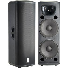 BOX SPEAKER DOUBLE