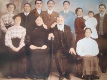 Familia Froján Lado-Pereira Ares