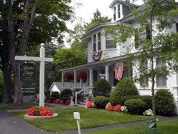 The Maine Stay Inn - Kennebunkport, Maine