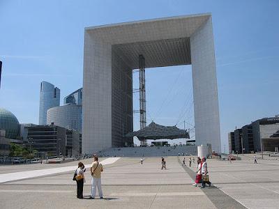 Grande Arche de la Défense, Paris