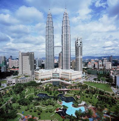 Malaysia Petronas Twin Tower