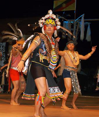 Tadau Kaamatan, Sabah, Malaysia