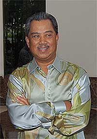 Muhyiddin Yassin or Mooohidin aka stupid buffalo