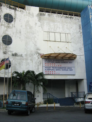 Kampung Baru Community Hall
