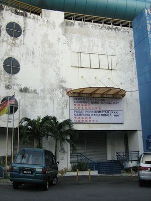 Kampung Baru Community Hall
