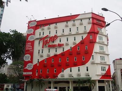 Tune Hotel, Jalan Tunku Abdul Rahman