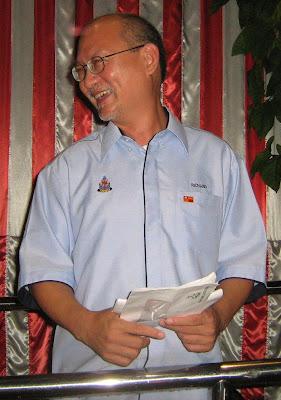 PJ City Councilor Richard Yeoh