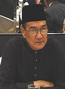 Chief Justice of Malaysia Zaki Azmi