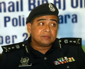 Chief Police Officer Khalid Abu Bakar