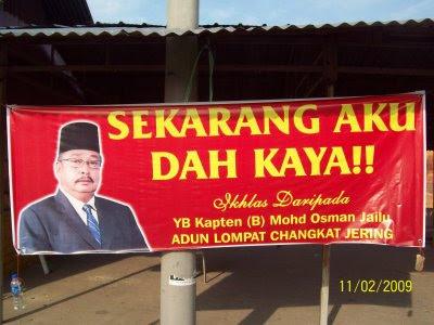 Lowlife Club Member Mohd Osma Jailu