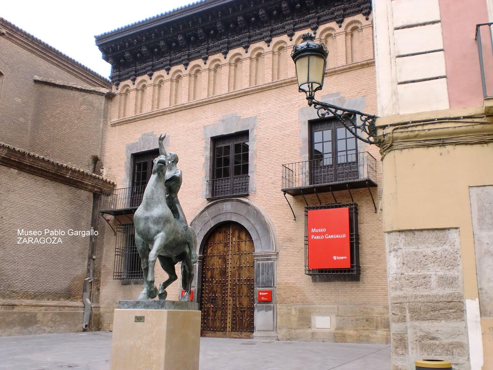 República de Brulamia: PABLO GARGALLO- MUSEO Y ALGUNAS ESCULTURAS-ZARAGOZA