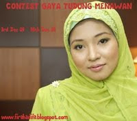Contest Gaya Tudung Menawan