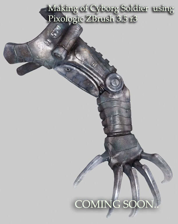3ds max and zbrush hell sword tutorial english video: h264, yuv420p, 640x360, 256 kb/s no sound 751mb genre
