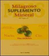 MMS - Suplemento Mineral Milagroso