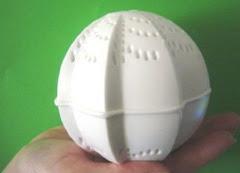 ÖKOBALL - Las bolas de lavar sin detergente. Aplicación del mismo principio cientifico de las Prill