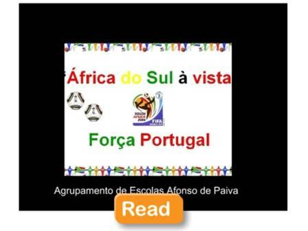 África do Sul à vista