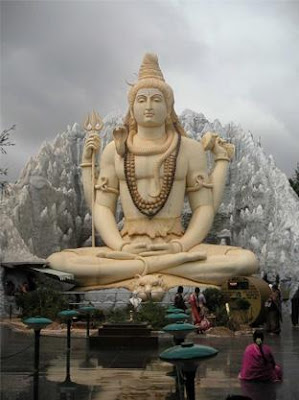 Lord Shiva as in my dream