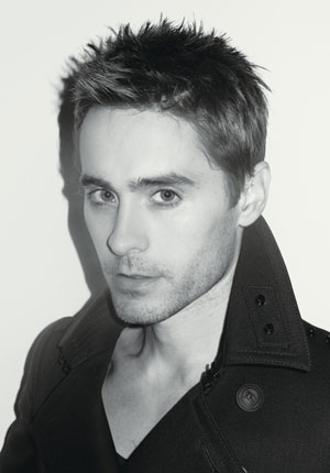 Jared Leto: Well, my mother was and is an artist, but she was also a single ...