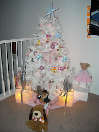 My Barbie Christmas Tree