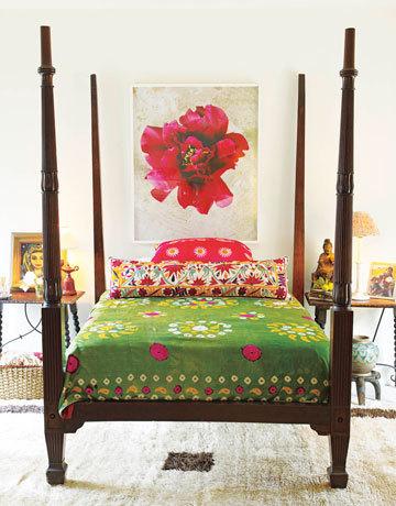 BOHO MARKET Boho Chic Bedroom Ideas