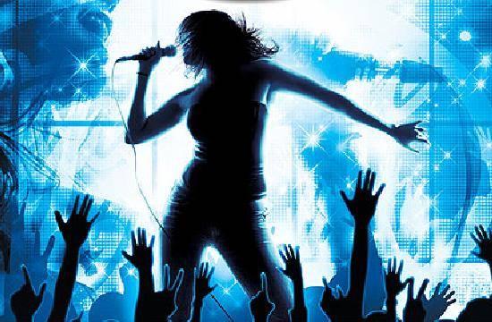 cantante profesional