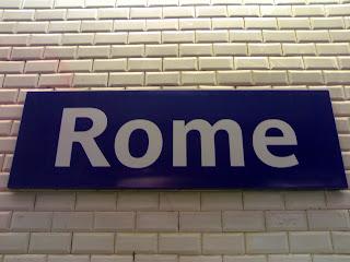 rome, rome en images, italie, métro, paris, capitale