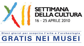 semaine de la culture, italie