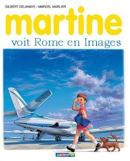 martine voit rome en images, rome, italie