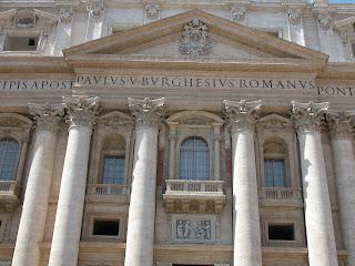 saint pierre de rome, italie