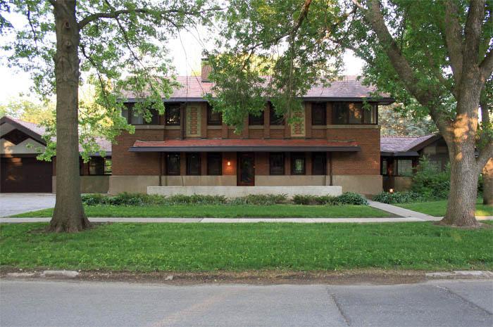 Prairie Style Architecture | 700 x 465 · 93 kB · jpeg