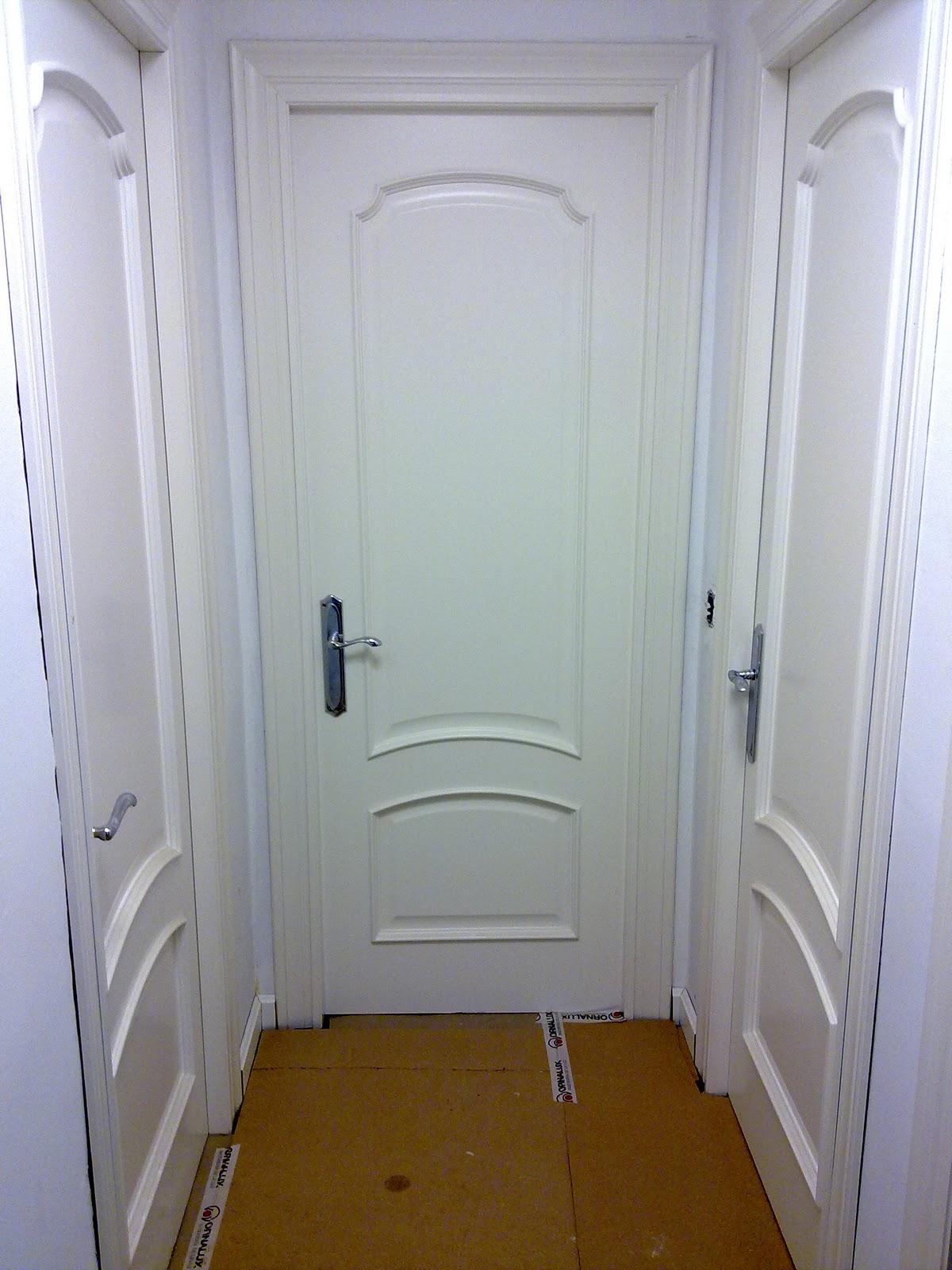 Carpintero fernando g calleja puertas - Puertas en blanco ...