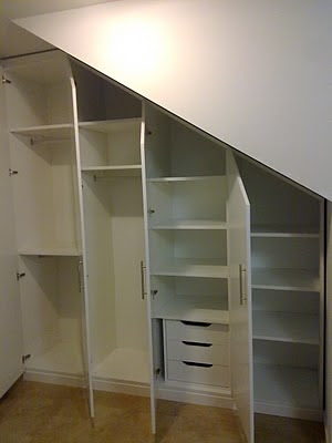 Carpintero fernando g calleja armario bajo escalera - Armario bajo escalera ...