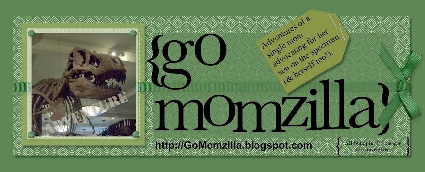 Go Momzilla!
