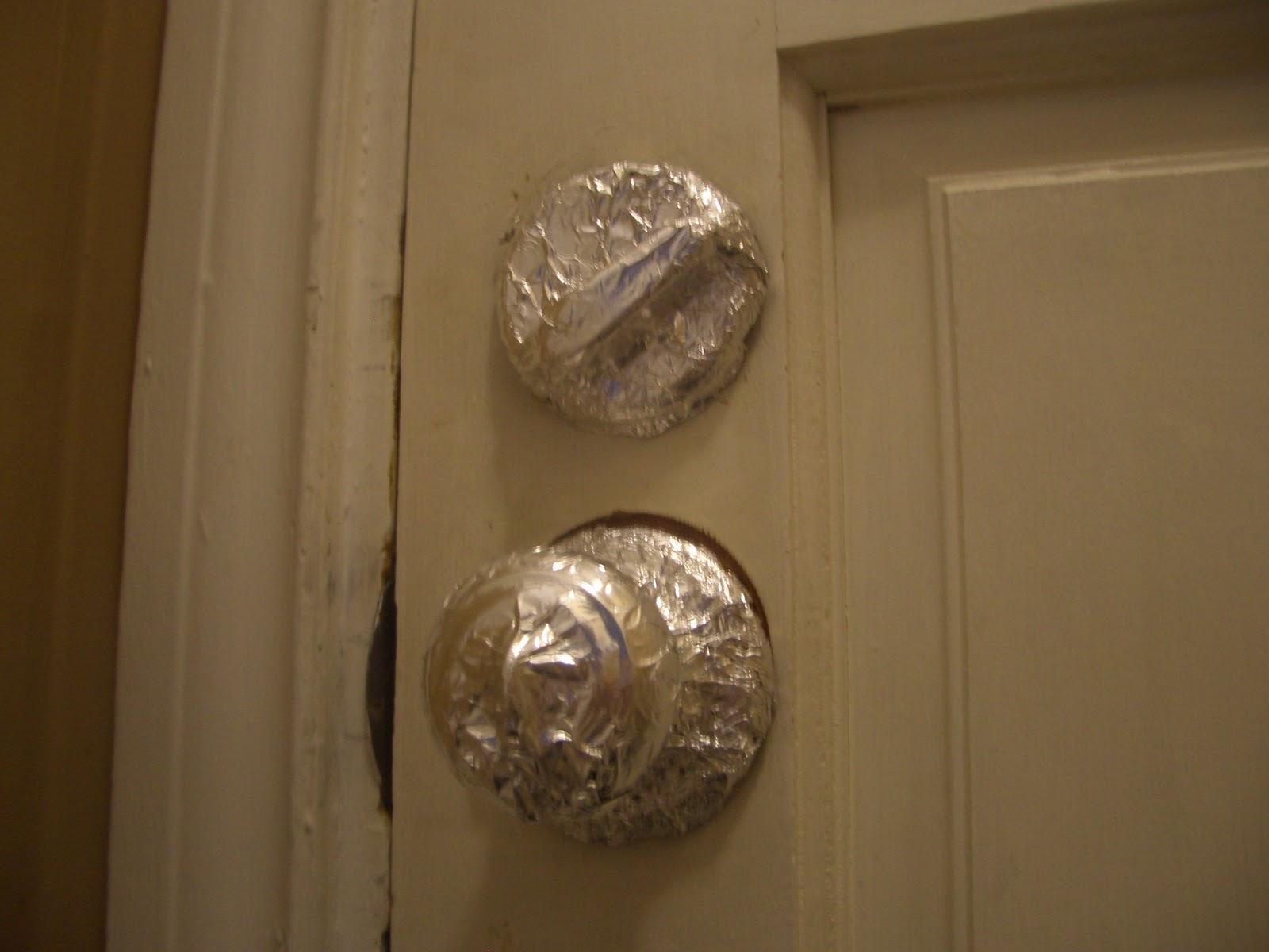 cool door knobs. Fine Door Unique Uses Foil On Door Knobs Throughout Cool
