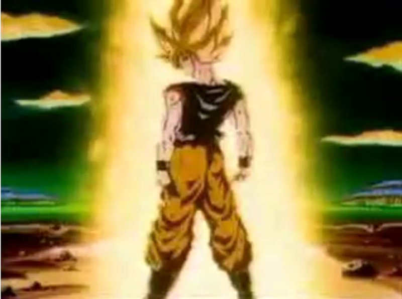 goku super saiyan images. For this dub.