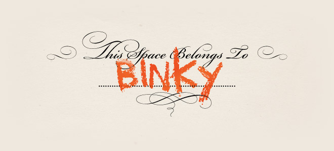 Binky's Space