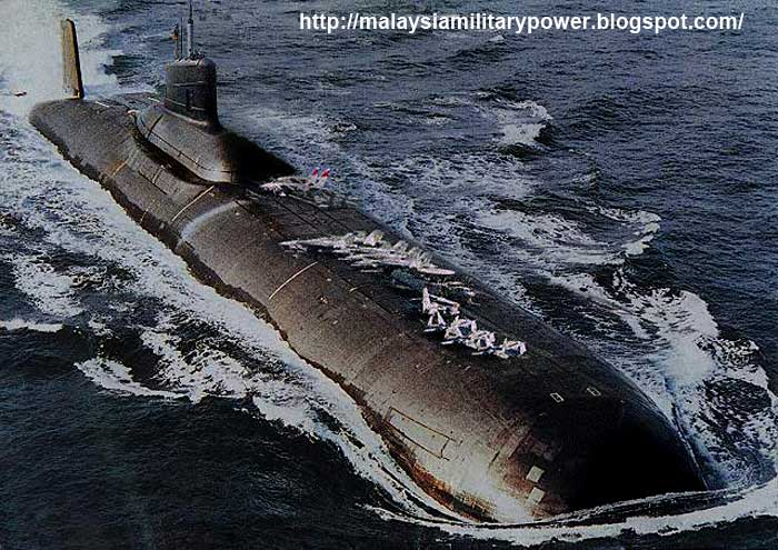 Super scorpene submarine aircraft carrier royal malaysian navy