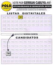 Tarjetón electoral