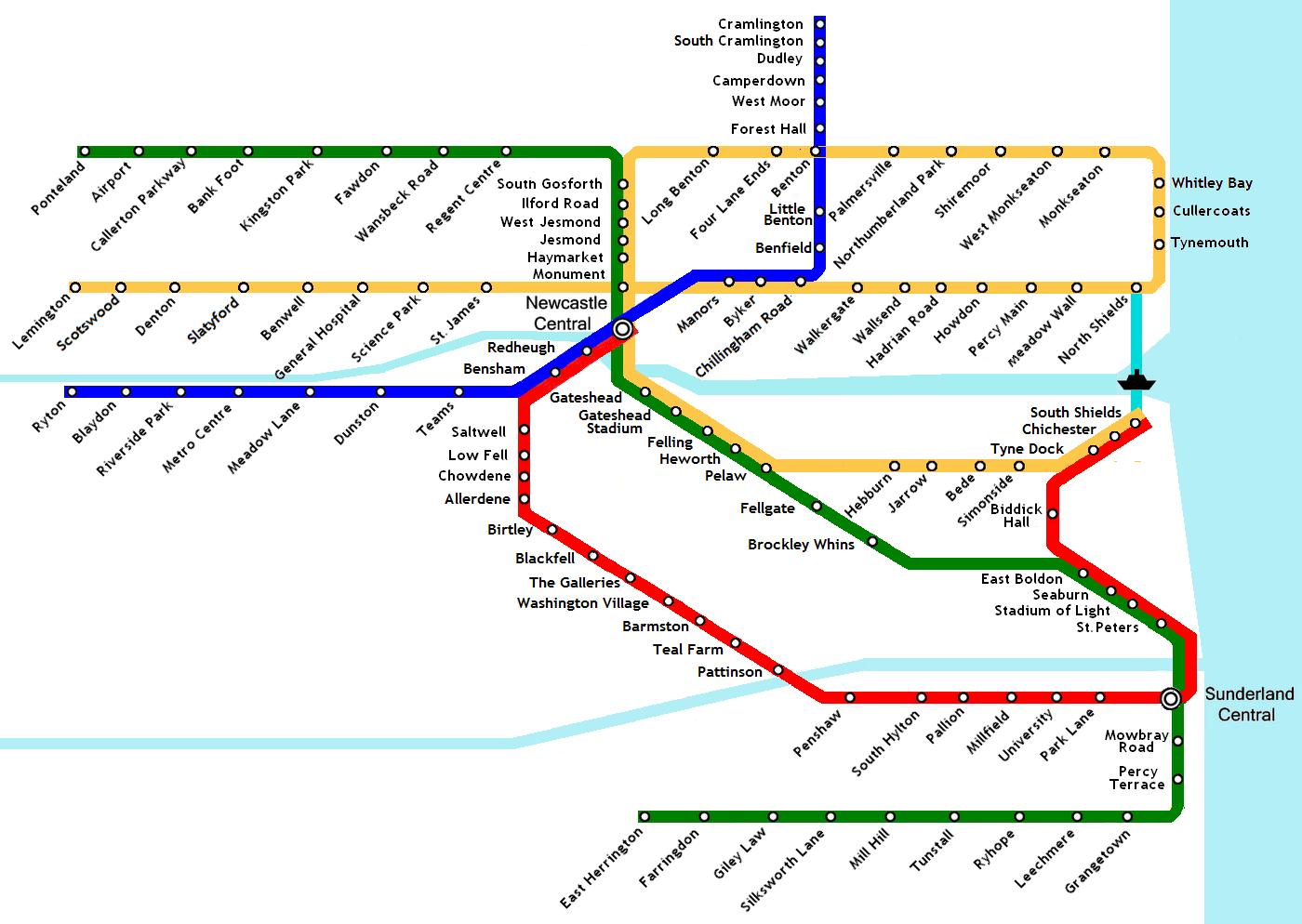 A Better Metro