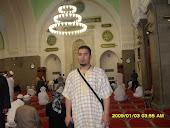 صورتي في مسجد قباء