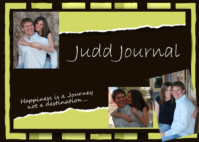 Judd Journal