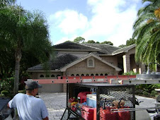Pressure Washing and Roof Cleaning in Pinellas County and Tampa Florida!
