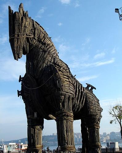 Odysseus: Trojan Horse