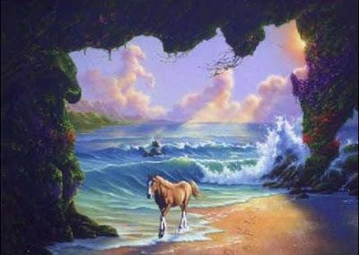 lukisan_kuda