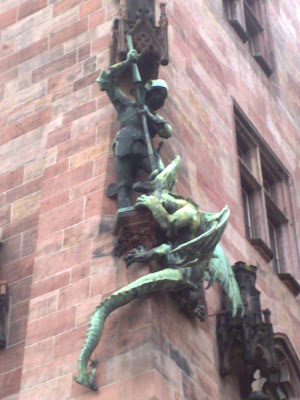 dragon, saint george