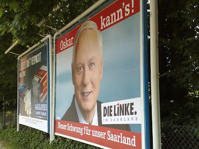 billboard, politicians