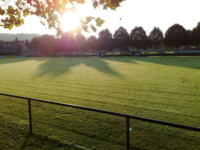 football pitch